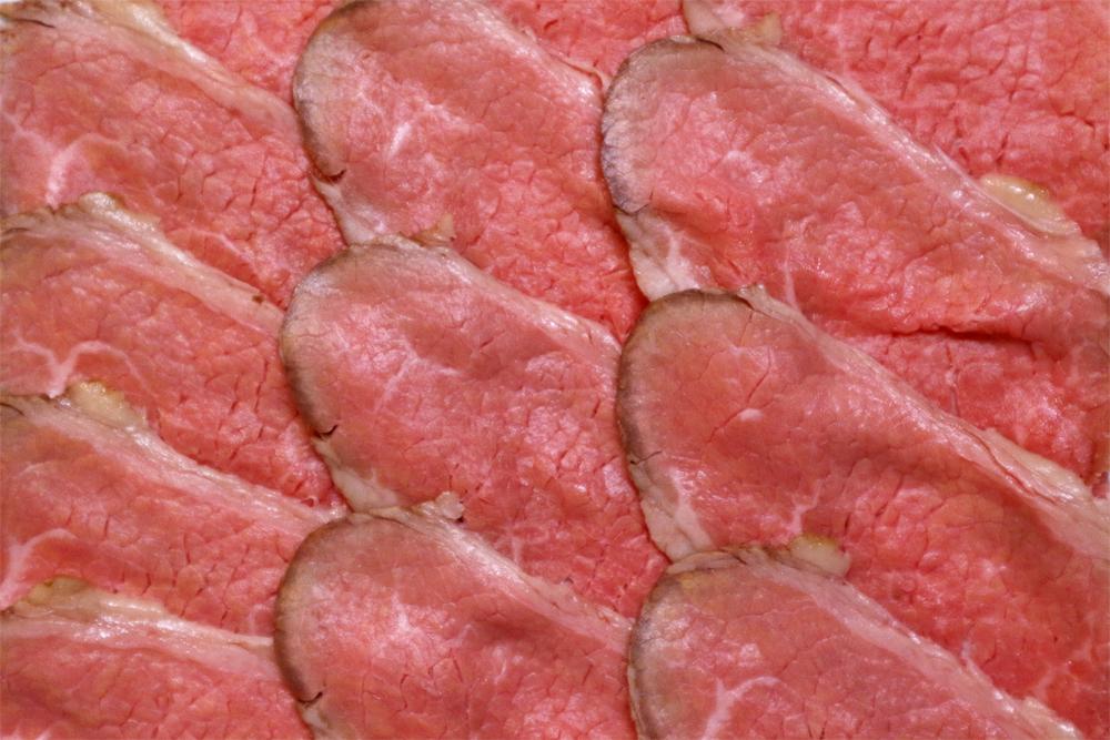 ローストビーフ肉