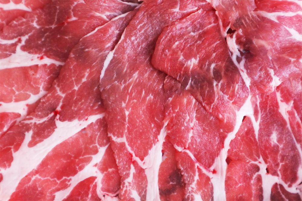 生肉のテクスチャ