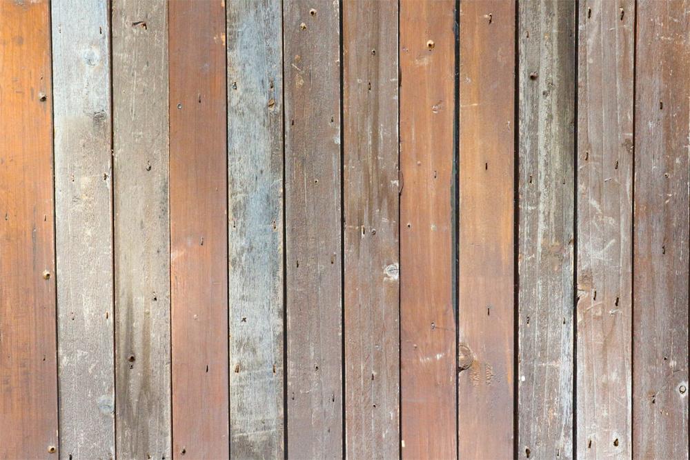 木製の板のテクスチャ